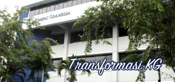 Transformasi KG Menuju SDM yang Produktif dan Profesional